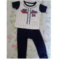 Pijama Baseball Carters.