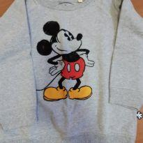 Moletom Mickey - 4 anos - Disney