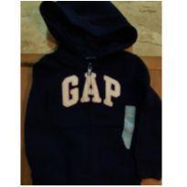 Casaco moletom Gap - 2 anos - Baby Gap
