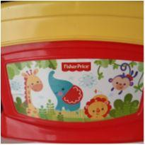 Balde com formas Fisher Price