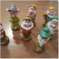 Sete anões Branca de neve. -  - Disney