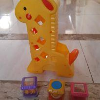 Girafa divertida  Fisher price