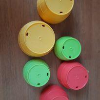Brinquedo de empilhar Playskool -  - Playskool