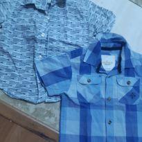 Kit camisas - 2 anos - Carter`s e Milon