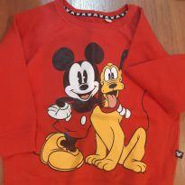 Moletom mickey e Pateta - 4 anos - Disney