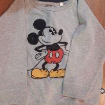 Moletom Mickey. - 4 anos - Disney