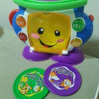Toca cd Fisher price -  - Fisher Price