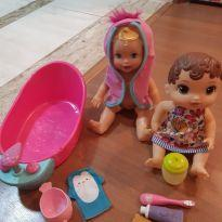 Baby Alive+ Little mommy -  - Baby Alive e little mommy