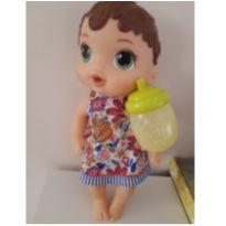 Baby Alive + Little Mommy banho -  - Baby Alive e little mommy