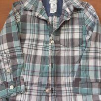Camisa Carters - 2 anos - Carter`s