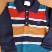 Tricot Noruega - 18 a 24 meses - Noruega Baby