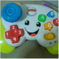 Controle game Fisher Price -  - Fisher Price