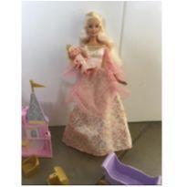Playset Palace Krissy e Barbie