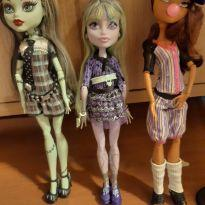Trio monster High -  - Monster High