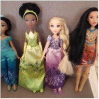 Quarteto Princesas disney -  - Disney
