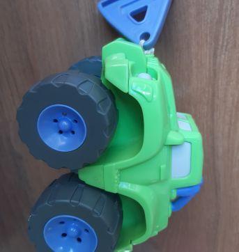 Caminhão trator playskool - Sem faixa etaria - Playskool