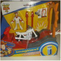 Imaginext toy story -  - Toy Story e Imaginext