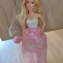 Barbie noiva -  - Mattel