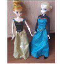 Anna e Elsa -  - Disney