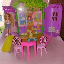 Casinha na árvore Chelsea -  - Mattel
