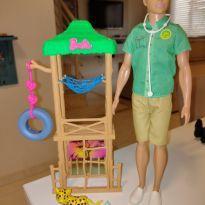 Ken veterinário -  - Mattel
