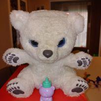 Fur real friends urso polar -  - FurReal Friends