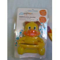 Termômetro de banheira patinho amarelo - Sem faixa etaria - Multikids Baby