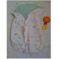 Porta Bebê Papi Letrinhas - 6 meses - Papi