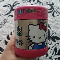 Thermos Pote Térmico Hello Kitty -  - Thermos Funtainer