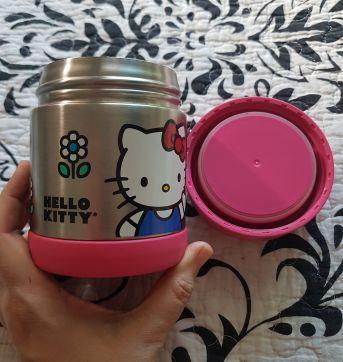 Thermos Pote Térmico Hello Kitty - Sem faixa etaria - Thermos Funtainer