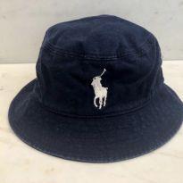 Chapéu Marinho Polo Ralph Lauren - 5 anos - Ralph Lauren