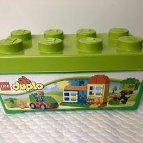 Lego duplo Caixa divertida - Original - Sem faixa etaria - Lego