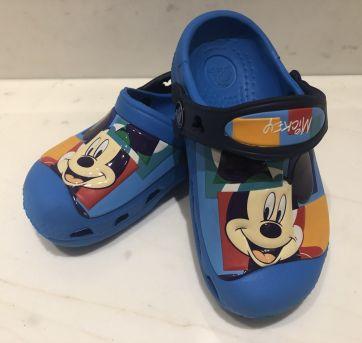 Crocs Mickey Azul - 26 - Crocs