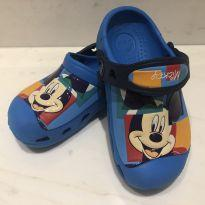 Crocs Mickey Azul - 26 - Crocs