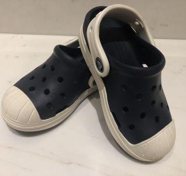 Crocs Marinho e Branco - 27 - Crocs