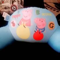 Almofada Peppa e George -  - Peppa Pig