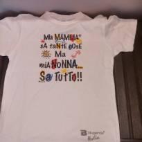Camiseta nova - 4 anos - Sem marca