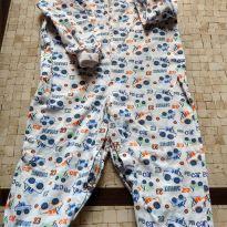 Pijama  com pézinho