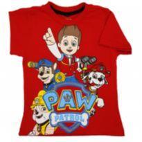 Camiseta Patrulha Canina NOVA tam 4 - 4 anos - Não informada