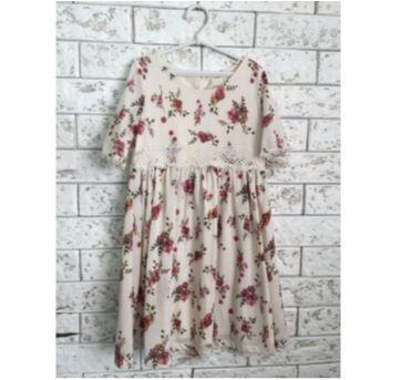 Vestido Zara estampa Floral tamanho 8 - 8 anos - Zara