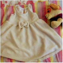 Vestido branco lancinho - 3 anos - Riachuelo e poll kids Riachuelo