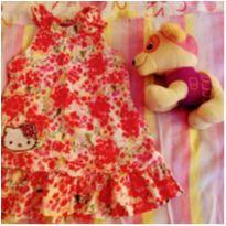 Vestido Hello kity - 2 anos - Hello Kitty by Sanrio
