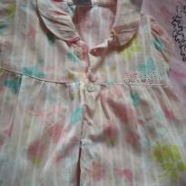Vestidinho lindo - 0 a 3 meses - Upi Uli