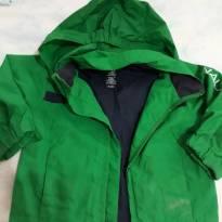 Casaco verde náutica - 6 a 9 meses - Nautica