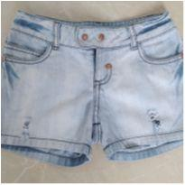 Short Jeans Estonado (Lilica Ripilica) - 6 anos - Lilica Ripilica