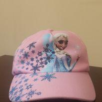 Boné Elsa Frozen - 4 anos - C&A