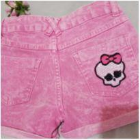 Short jeans monster high