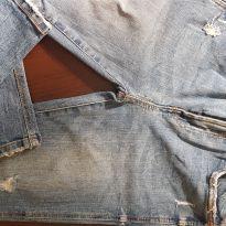 Calça jeans stretch Zara 12 - 12 anos - Zara