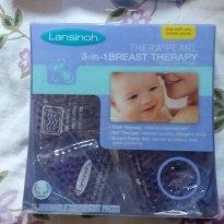 Terapia 3 em 1 Para Seios Lilás - Lansinoh - Sem faixa etaria - Lansinoh