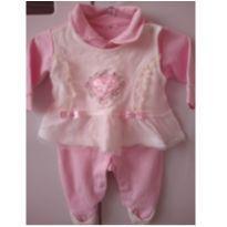 Saída de maternidade - Recém Nascido - Soninho Infantil